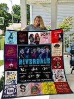 Riverdale 01 All Season Plus Size Quilt Blanket