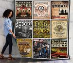 Blackberry Smoke Albums Cover Poster Quilt Blanket Ver 2