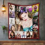 Miley Cyrus Style 2 Quilt Blanket