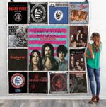 Grand Funk Railroad Compilations Quilt Blanket Ver 13
