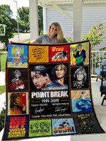 Point Break Quilt Blanket 01