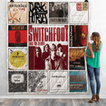 Switchfoot Singles Albums For Fans Quilt Blanket