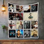 Dierks Bentley Album Covers Quilt Blanket