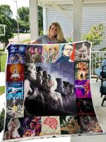 Battlestar Galactica Quilt Blanket 0402