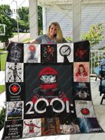 2001: A Space Odyssey Quilt Blanket For Fans