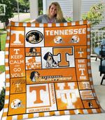 Tennessee Volunteers 1 Quilt Blanket