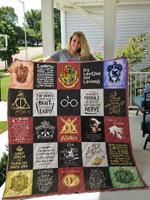 New Harry Potter Quilt Ver25