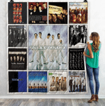 Backstreet Boys Quilt Blanket 02