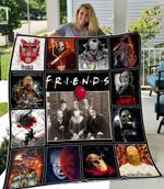 Horror Movies Ver 1 All Season Plus Size Quilt Blanket
