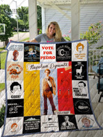 Napoleon Dynamite Quilt Blanket Ver17