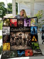Children Of Bodom Albums Cover Poster Quilt Blanket