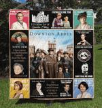 Tlmus – Downton Abbey Quilt Blanket
