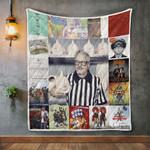 Mark Mothersbaugh Album Covers Quilt Blanket