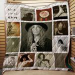 Patti Smith Studio Albums Quilt Blanket