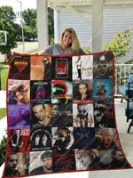 Sean Paul Albums Quilt Blanket For Fans Ver 25