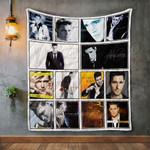 Michael Bublé Quilt Blanket