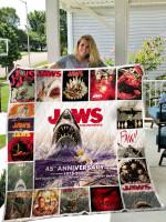 Jaws Quilt Blanket