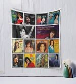 Loretta Lynn Quilt Blanket