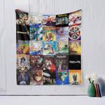 Marillion Style 2 Quilt Blanket