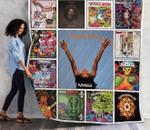 Funkadelic Albums Quilt Blanket 02