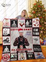 Mofi -Letterkenny Quilt Blanket