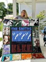 Best Of The Smiths Quilt Blanket