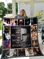 Tom Cruise Quilt Blanket 01