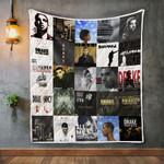 Drake Album Covers Quilt Blanket