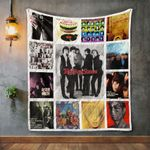 The Rolling Stones Album Covers Quilt Blanket