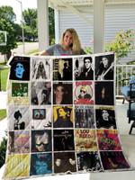 Lou Reed Albums Quilt Blanket For Fans Ver 25