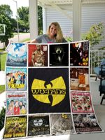 Wu-Tang Clan Quilt Blanket For Fans Ver 13