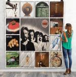 Banco Del Mutuo Soccorso Albums Quilt Blanket 02