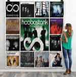Hoobastank Albums Quilt Blanket For Fans Ver 13