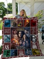 M – Game Of Thrones Quilt Blanket For Fan