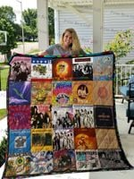 Jefferson Airplane Albums Cover Poster Quilt Blanket Ver 2
