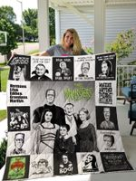 The Munsters Quilt Blanket For Fans