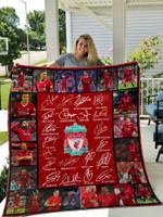 Liverpool Quilt Blanket 01