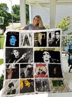 Lou Reed Albums Quilt Blanket For Fans Ver 14
