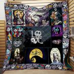 Jack Skellington Quilt Blanket