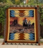 The Searchers Quilt Blanket