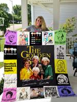The Golden Girls Blanket