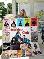 The Breakfast Club Quilt Blanket 02