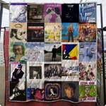 Elton John Quilt Blanket