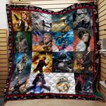 Star Wars Collage Quilt Blanket