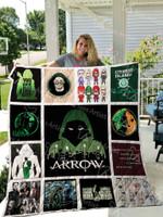 Arrow Quilt Blanket 0447
