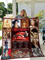 45 Years Of Rock Quilt Blanket