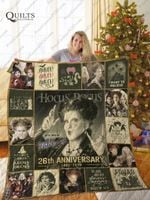 Hocus Pocus Quilt Blanket Ver 2