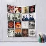 Godsmack Two Quilt Blanket