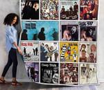 Cheap Trick Album 2 Quilt Blanket
