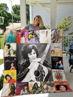 Loretta Lynn Quilt Blanket For Fans Ver 17-2